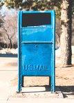 US Postal Service mail box
