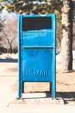 US Postal Service mail box
