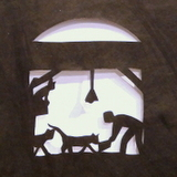 Papercut - CurioCity by Beatrice Coron