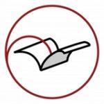 Book Paper Thread logo