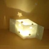 Paper luminary