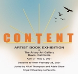 Content exhibit logo
