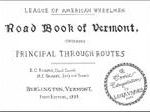 Road Book of Vermont